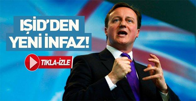 IŞİD infaz yaptı, İngiltere'ye tehdit yağdırdı!
