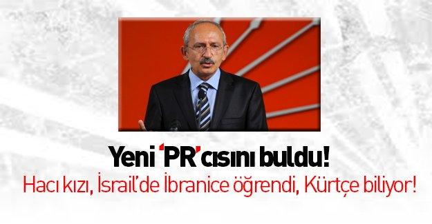 """İşte Kılıçdaroğlu'nun yeni """"PR""""cısı..."""