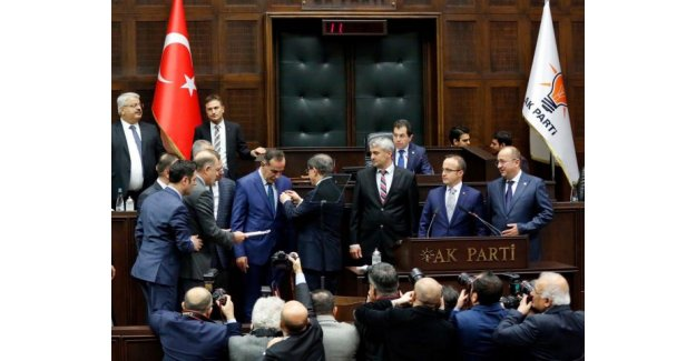 MHP'li başkanlar istifa edip AK Parti'ye geçti!