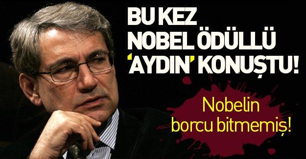 Orhan Pamuk da tartışmaya dahil oldu!