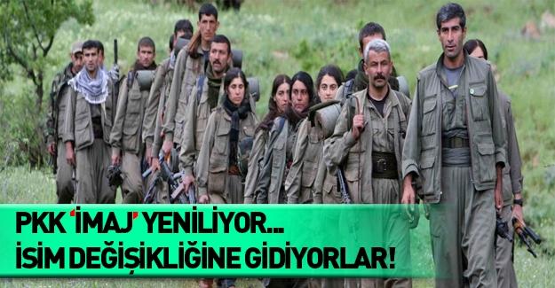 PKK isim değiştiriyor! İşte yeni ismi