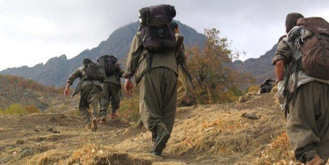 PKK'lıların 'tükeniş' itirafı