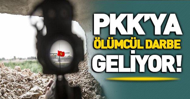 PKK'ya ölümcül darbe geliyor!