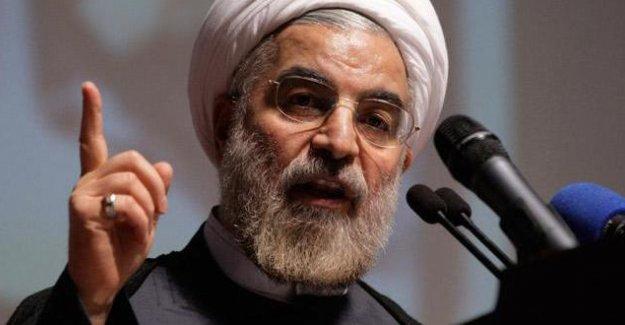 Ruhani'den Suudi Arabistan çıkışı