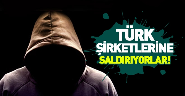 Rus hackerlar, Türk KOBİ'lere saldırıyor!