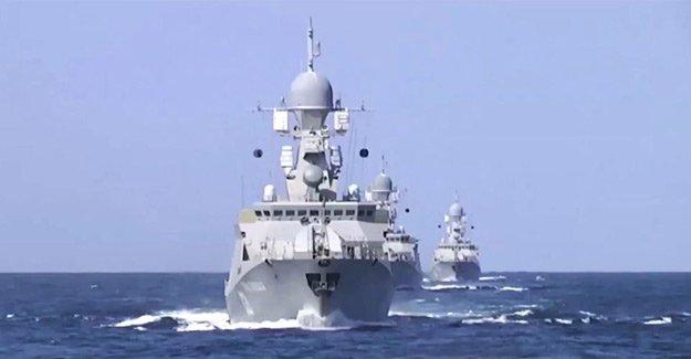 Rus radarı İstanbul'u gözetleyecek