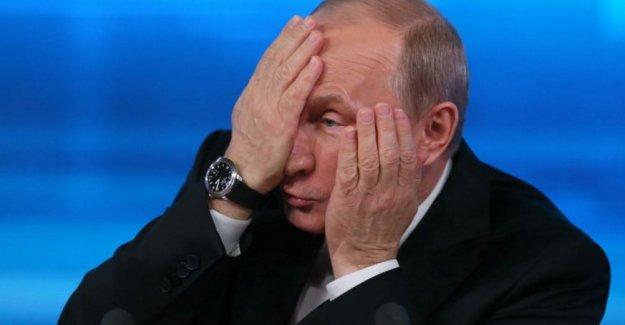 Rusya'da işler yolunda gitmiyor