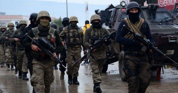 Teröristlerin itirafları güvenlik güçlerini harekete geçirdi