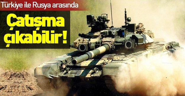 Flaş iddia! Türkiye ve Rusya, Suriye'de Çatışabilir...