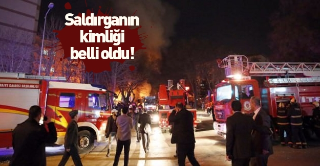 Ankara katliamcısının kimliği belli oldu!
