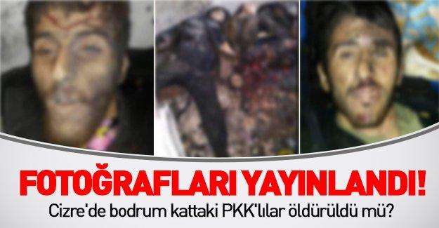 Bodrum kattaki PKK'lılar öldürüldü mü?