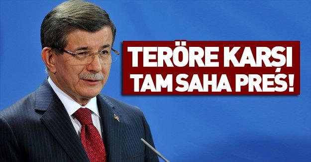 Davutoğlu yeni süreci açıkladı!