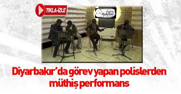 Diyarbakır Polis Radyosu'ndan - Su Misali