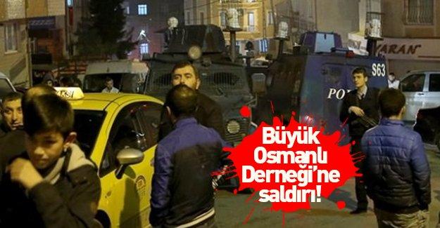 Eyüp'te Büyük Osmanlı Derneği'ne silahlı saldırı