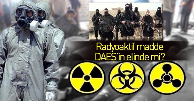 Nükleer hırsızlık alarmı!