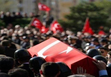 SON DAKİKA: Diyarbakır'da şehidimiz var!