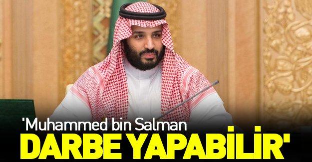 Suudi Arabistan'dan darbe iddiası!