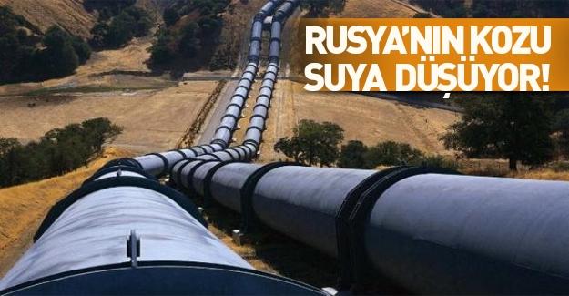 Türkiye Güney Koridoru'nda kararlı