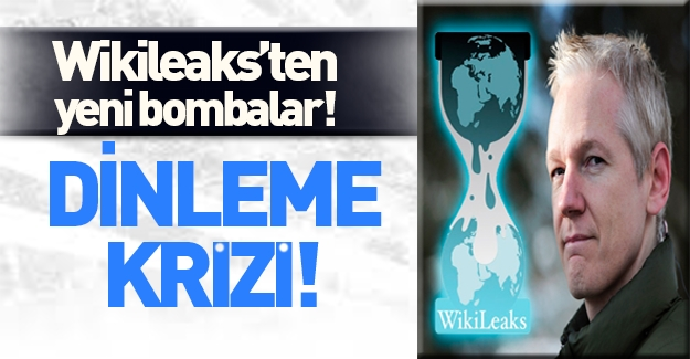 WikiLeaks'ten BM'ye ilişkin gizli dinleme bombası