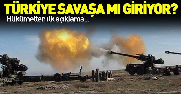 """Yalçın Akdoğan: """"Savaş söylemi doğru değil!"""""""