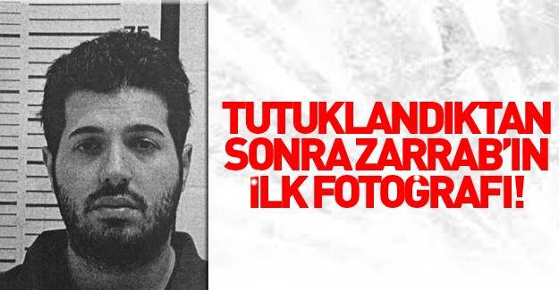 ABD'nin tutukladığı Reza Zarrab'ın ilk fotoğrafı