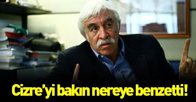 Cengiz Çandar'dan skandal Cizre yazısı!