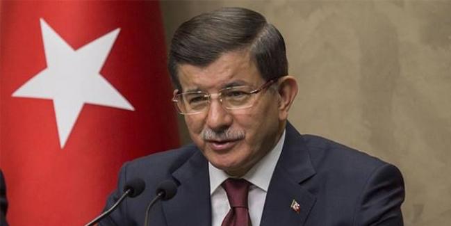 Davutoğlu'ndan Kilis açıklaması!