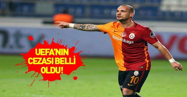 Galatasaray Avrupa'dan 1 yıl men edildi!