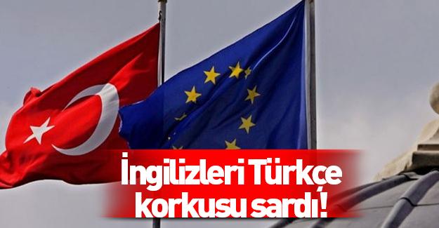 AB'de Türkçe gerilimi: Dehşet verici!