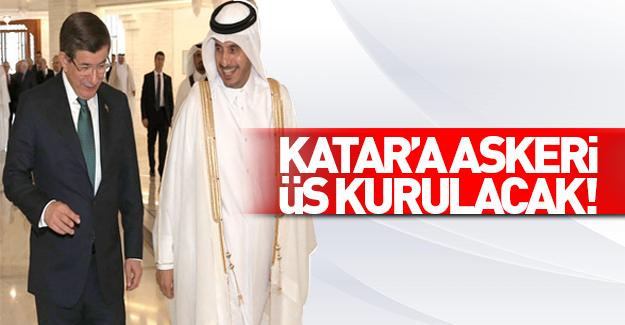 Anlaşma tamam, TSK Katar'da konuşlanacak
