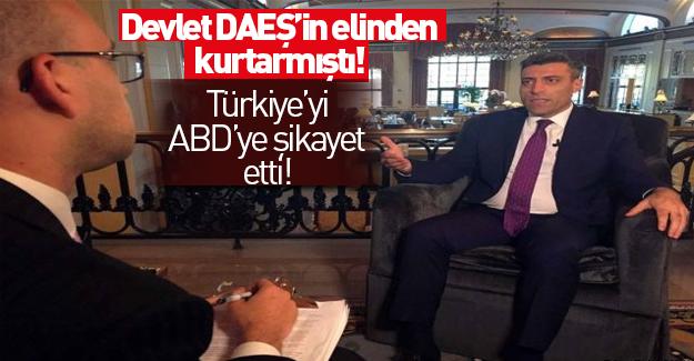 CHP'li vekiller Türkiye'yi ABD'ye şikayet etti