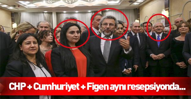 CHP ve Cumhuriyet'ten alternatif 23 Nisan resepsiyonu