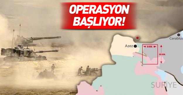 DAEŞ'i süpürme operasyonu başlıyor!