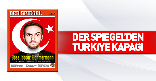 Der Spiegel'den Türkiye kapağı