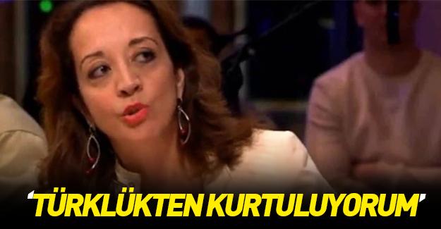 Ebru Umar: Türk vatandaşlığından kurtuluyorum