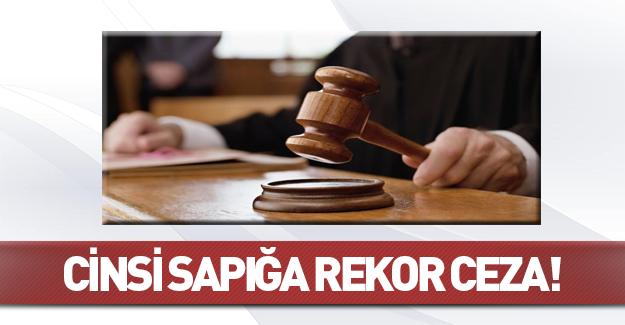 Ensar Vakfı'ndaki cinsel istismar davasında rekor ceza