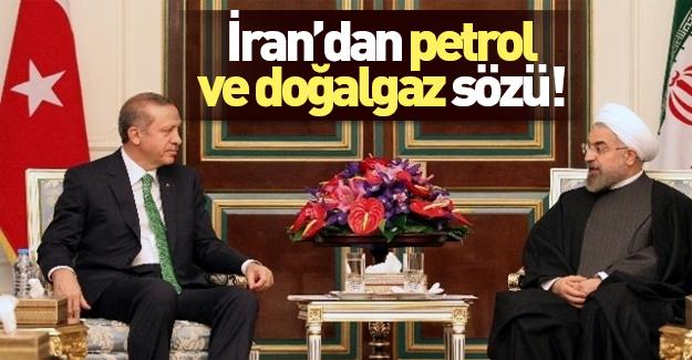 İran'dan Türkiye'ye enerji garantisi