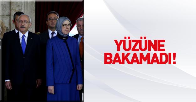 Kılıçdaroğlu Aile Bakanı'yla yan yanaydı