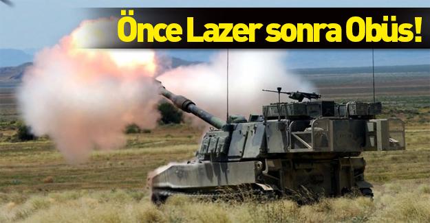 Muhalifler işaretliyor Türkiye vuruyor