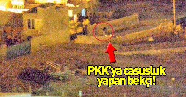 PKK'ya yardım eden 2 karakol bekçisi tutuklandı
