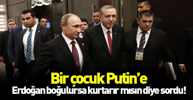 Putin'den bir kez daha Türkiye ile normalleşme sinyali!