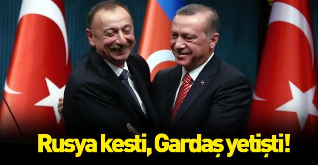 Rusya kesti, gardaş Azerbaycan yetişti!
