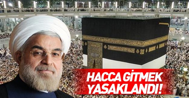 İran vatandaşlarına Hacca gitmeyi yasakladı