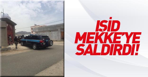 IŞİD Mekke'ye saldırdı