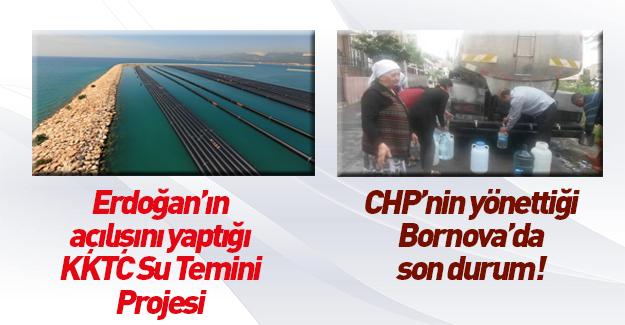 İzmir'de su kesintisi vatandaşları isyan ettirdi
