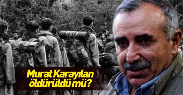 Murat Karayılan öldü iddiası!