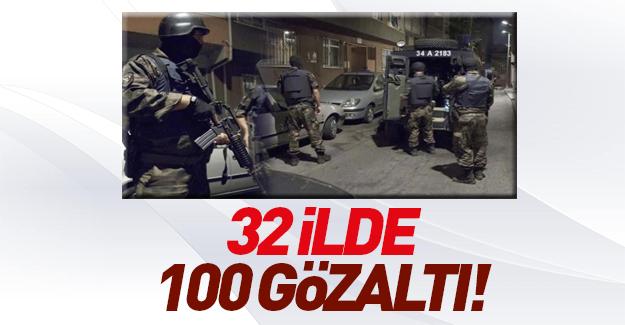 PKK'ya ilaç gönderen eczacı/doktorlara operasyon