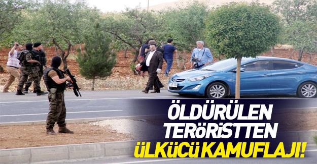 PKK'dan ülkücü işadamı kamuflajı