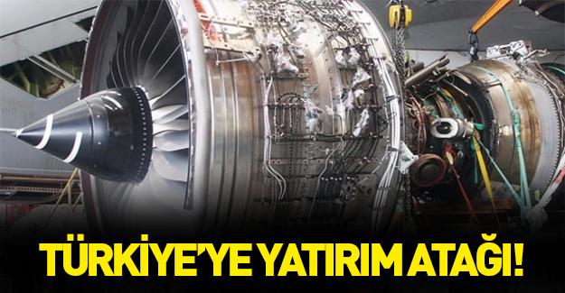 Rolls Royce'tan Türkiye'ye dev yatırım atağı