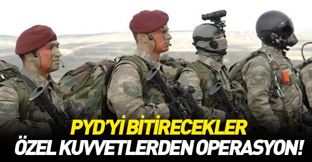 Türkiye'den Cerablus hazırlığı